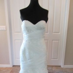 Wtoo by Watters style Allie 10228 Wedding Dress